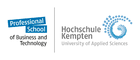Modulstudium International Organisational Transformation bei Professional School of Business and Technology